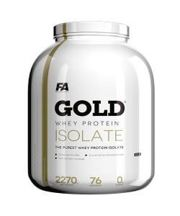 FA Gold Protein Isolate 2270g Strawberry