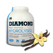 FA Diamond Hydrolysed Whey 2270g Vanilla