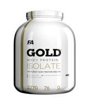FA Gold Protein Isolate 2270g Lemon