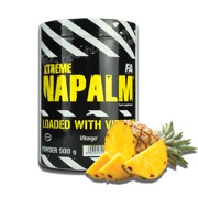 FA Napalm Loaded With Vitargo 500g Pineapple Kiwi