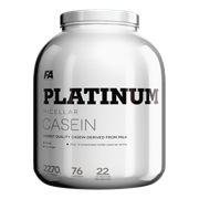 FA Platinum Micellar Casein 1600g Strawberry
