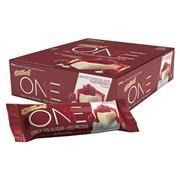 ISS Oh Yeah One Bar 60g White choco rasberry