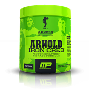 Muscle Pharm Iron Cre3 125g Fruit Punch