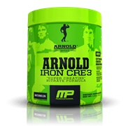 Muscle Pharm Iron Cre3 125g Watermelon