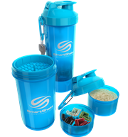 Smart Shake Original 2GO 800ml Blue