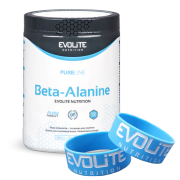 Evolite Beta Alanine 300g Pure + Opaska Evolite