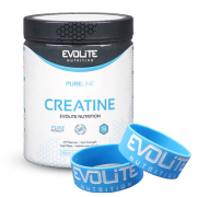 Evolite Creatine 500g Pure + Opaska Evolite