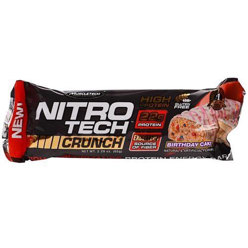 Nitro Tech Birthday Cake Bar