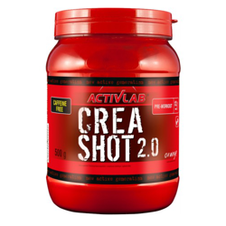 Activlab Crea Shot 2.0 500g Lemon