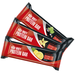 Activlab High Whey Protein Bar 80g Vanilia