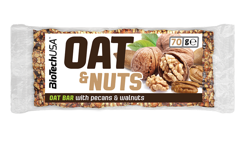 BioTech Oat and Fruits Bar 70g Coconut Yoghurt