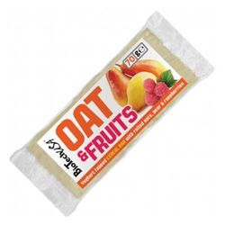 BioTech Oat and Fruits Bar 70g Yogurt Pear Rasperr