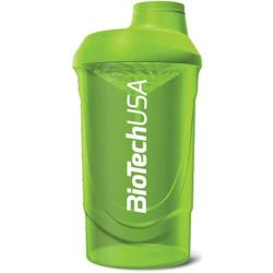 BioTech Shaker Wave 600ml Green