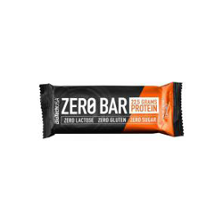 BioTech Zero Bar 50g Chocolate Hazelnut
