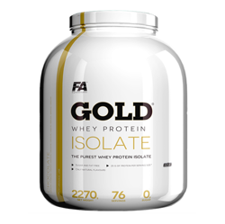 FA Gold Protein Isolate 2270g Lemon Cheescake