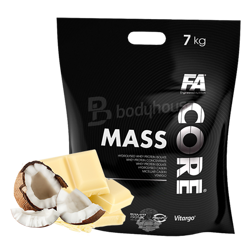 FA Mass Core 7000g White Chocolate Coconut