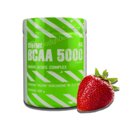 FA Xtreme BCAA 5000 400g Strawberry