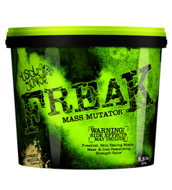 Muscle Junkie Mass Freak 4000g Vanilla