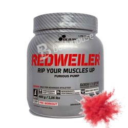 Olimp Redweiler 480g Red punch