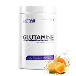 Ostrovit L-Glutamine 500g Orange