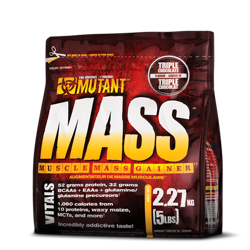 PVL Mutant Mass 2270g Vanilla Cream