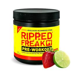 Pharma Freak Ripped Freak 200g Strawberry Lime