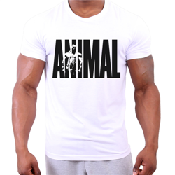 Universal Animal T-Shirt White