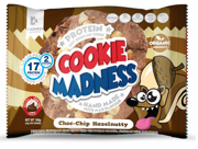 Cookie Madness - Choc-Chip Hazelnutty  (2 cookies)