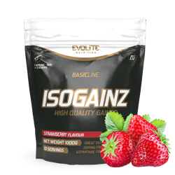 Evolite IsoGainz 1000g Strawberry