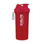 Evolite Shaker Smart RED 500ml