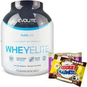 Evolite WheyElite 2270g + 3x Cookie Madness FREE