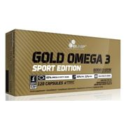 Olimp Gold Omega 3 Sport 120caps