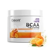 Ostrovit BCAA + Glutamine 200g Orange