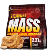 PVL Mutant Mass 2270g Peanut Butter