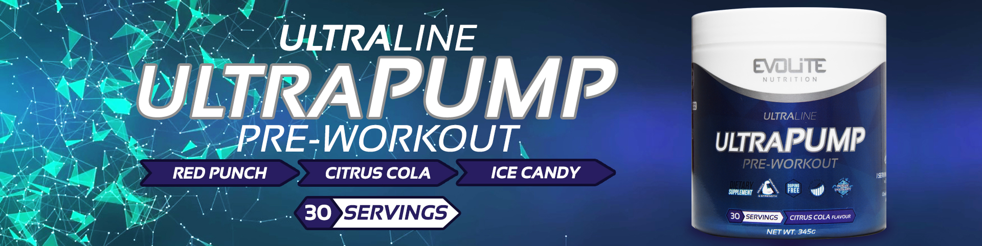 Ultra pump pre-workout