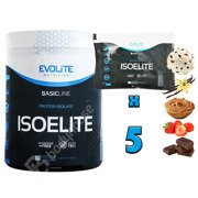 Evolite IsoElite 500g + 5x25g Sample