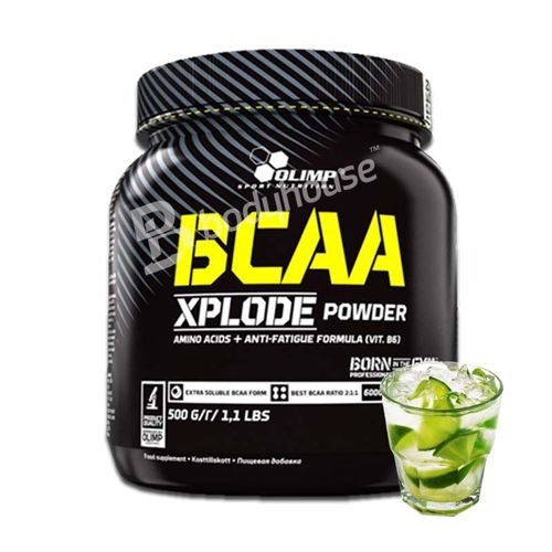1a8a5d73c770 Olimp BCAA Xplode 500g Mojito Strawberry
