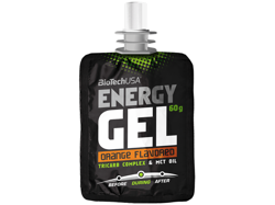 BioTech Energy Gel 60g Orange
