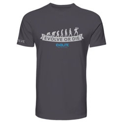 Evolite T-shirt Evolve Mouse Grey Size M