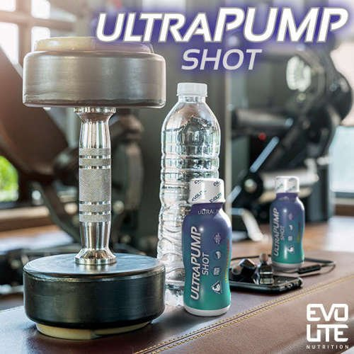 Evolite Ultra Pump Shot 100ml Citrus Grape