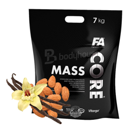 FA Mass Core 7000g Vanilla Almond