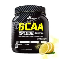 Olimp BCAA Xplode 500g Lemon