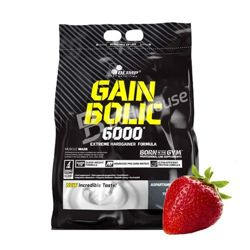 Olimp Gain Bolic 6000 1000g Strawberry