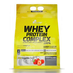 Olimp Whey Protein Complex 2270g Strawberry