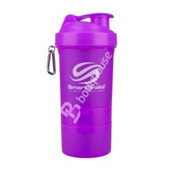 Smart Shake 400ml + 2 x 120ml Neon Purple