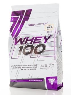 Trec Whey 100 900g Chocolate Coconut