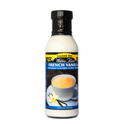 Walden Farms Coffe Creamer 355ml French Vanilia