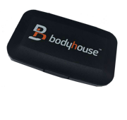 Bodyhouse Pillbox Czarny