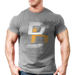 Bodyhouse T-shirt Gray rozmiar S