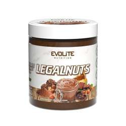 Evolite Legalnuts 500g Chocolate Hazelnut Cream